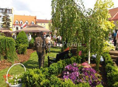 Wystawa Ogrody Daisy w Pszczynie- maj 2013
